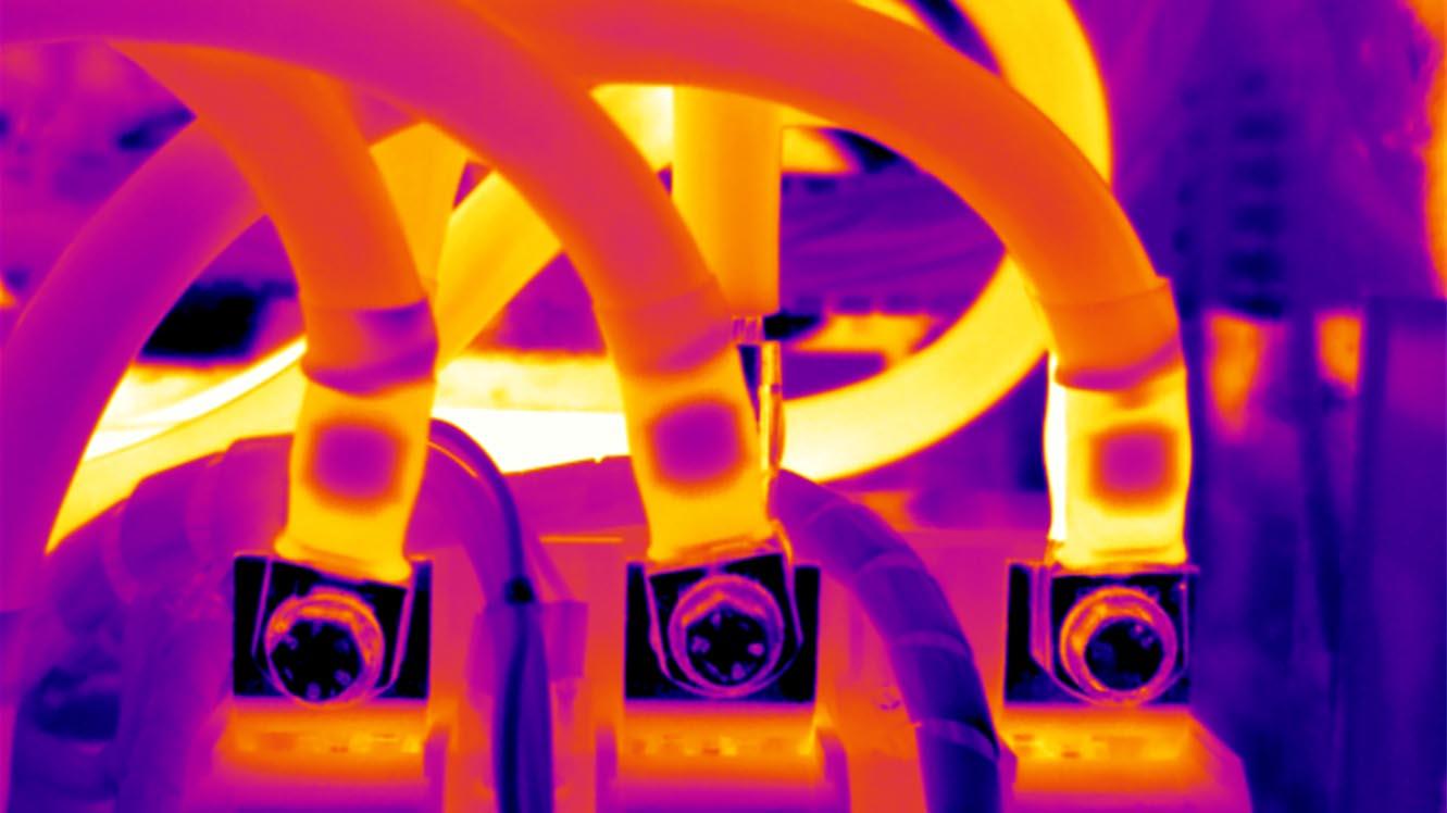 termografia per impianti elettrici